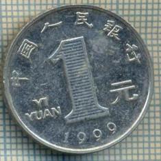 8335 MONEDA- CHINA - 1 YUAN -anul 1999 -starea ce se vede, Africa