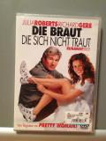 "DVD Comedie - ""RUNAWAY BRIDE""(De Voie si Nesilita.../2002/Engleza ) -Nou/Sigilat, paramount"