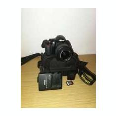 Nikon D3100, obiectiv 18-55 + accesorii - Aparat Foto Nikon D3100