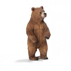 Figurina Animal Urs Grizzly, Femela - Figurina Animale Schleich