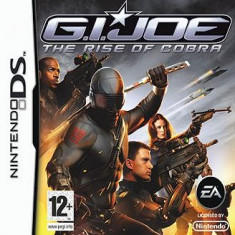 G.I. Joe: The Rise Of Cobra Nintendo Ds - Jocuri Nintendo DS Electronic Arts