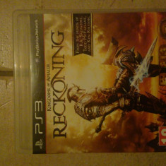 Kingdoms of Amalur: Reckoning joc PS3 - Jocuri PS3 Electronic Arts