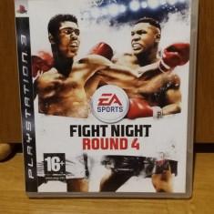 PS3 Fight night round 4 - joc original by WADDER - Jocuri PS3 Ea Sports, Sporturi, 16+, Multiplayer