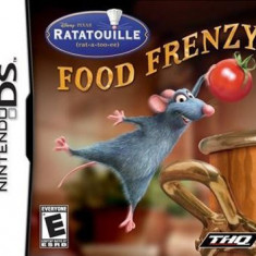 Ratatouille Food Frenzy Nintendo Ds - Jocuri Nintendo DS Thq