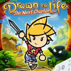 Drawn To Life The Next Chapter Nintendo Wii - Jocuri WII Thq
