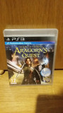 PS3 The lord of the rings Aragorn's quest / MOVE optional - joc orig by WADDER, Actiune, 12+, Multiplayer
