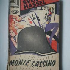 MONTE CASSINO - SVEN HASSEL ( Ct3 ) - Roman istoric