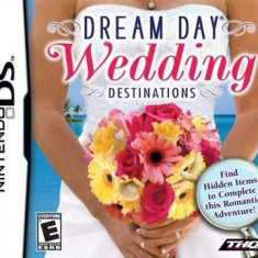 Dream Day Wedding Destinations Nintendo Ds - Jocuri Nintendo DS Thq
