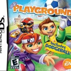 Ea Playground Nintendo Ds - Jocuri Nintendo DS Electronic Arts