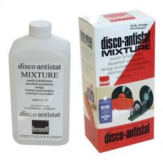 Solutie antistatica pentru curatat discuri de vinyl - Pickup audio