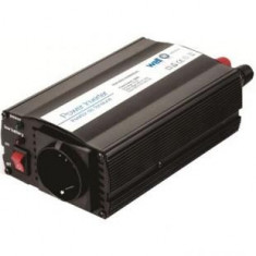 Invertor de tensiune cu USB, 150 W, 24V -220, Well