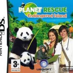 Planet Rescue Endangered Island Nintendo Ds - Jocuri Nintendo DS Ubisoft