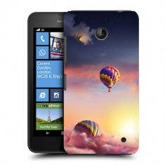 Husa Nokia Lumia 635 630 Silicon Gel Tpu Model Air Balloons - Husa Telefon