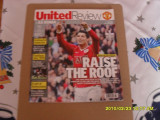 Program      Manchester  United  -  AS  Roma