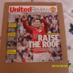 Program Manchester United - AS Roma - Program meci