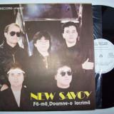 Disc vinil NEW SAVOY - Fa-ma, Doamne-o lacrima (ST - EDE 04007)