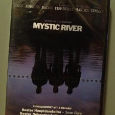 """DVD Drama - """"MYSTIC RIVER"""" cu S.PEAN/K.BACON (2003/Engleza/Deutsch) -Nou/Sigilat, warner bros. pictures"""