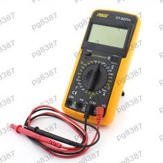 Aparat de masura digital DT9205A - 110846 - Multimetre