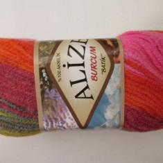 Alize Burcum Batik 4834 - Fir tricotat si crosetat