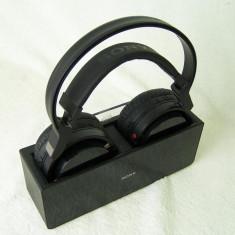 Casti SONY wireless - TMR-RF4000 - transport gratuit !, Casti Over Ear