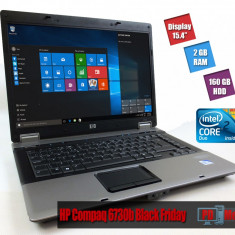 Laptop HP Compaq 6730b P8600 2.4 GHz 15.4