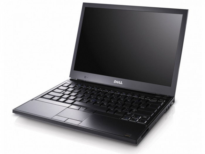 Laptop DELL Latitude E4300 CPU P9400 , 2 GB DDR3, 80 GB HDD DVDRW LED foto mare