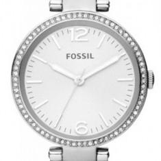 Fossil ES3225 ceas dama nou 100% original. Garantie.In stoc - Livrare rapida., Casual, Quartz, Inox, Ziua si data