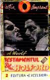 TESTAMENTUL LUI HOLFORD-BOB WOOLF