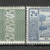 Noua Caledonie.1941 Maresal Petain SN.4, Nestampilat