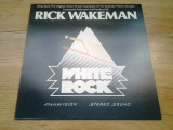 RICK WAKEMAN ( YES ) -  WHITE ROCK (1977,A&M,Made in UK) vinil vinyl