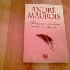 SCRISOARE DESCHISA CATRE UN TINAR -ANDRE MAUROIS