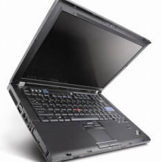 Laptop Lenovo Thinkpad T61 T7100(1.8GHz), RAM 2 GB, Hdd 80 GB, 14.1