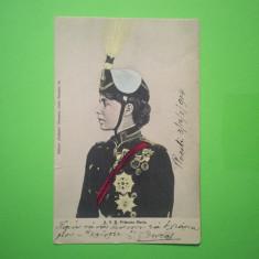Familia Regala - A.S.R. Printesa Maria - Carte Postala Transilvania 1904-1918, Circulata, Fotografie