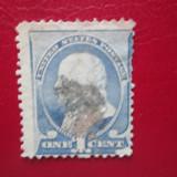 TIMBRE AMERICA, Stampilat