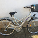 32 Bicicleta Pegasus second-hand, Germania. R28. Aluminiu - Bicicleta Dama, 20 inch, Numar viteze: 21