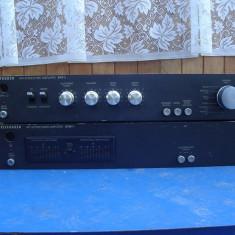 Amplificator final Telefunken STM-1 + preamplificator STP-1 - Amplificator audio