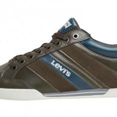 Adidas Levis Original - Nr.39, 39.5, 40 - Anglia - Adidasi barbati Levi S, Culoare: Gri, Piele naturala