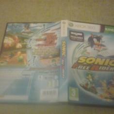 Sonic Free Riders (Kinect) - Joc XBOX 360 - Jocuri Xbox 360, Board games, 3+, Multiplayer