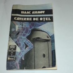 ISAAC ASIMOV - CAVERNE DE OTEL - Carte SF