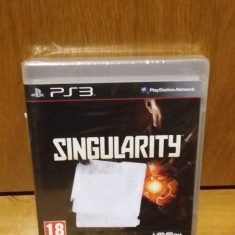 PS3 Singularity SIGILAT - joc original by WADDER - Jocuri PS3 Activision, Shooting, 18+, Single player