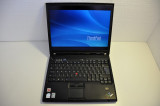 "Laptop Lenovo Thinkpad T60 T5600 (1.83GHz), RAM 2 GB, Hdd 80 GB, 14.1"", Intel Core 2 Duo"