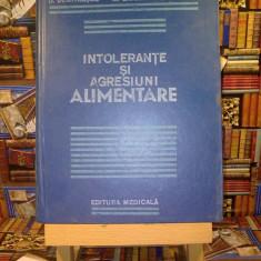 D. Dumitrascu - Intolerante si agresiuni alimentare