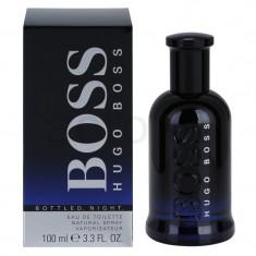 Parfum Hugo Boss Bottled Night 100 ml sigilat - Parfum barbati Hugo Boss, Apa de parfum