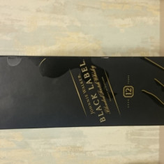 Johnnie Walker Black label 12 ani - Whisky