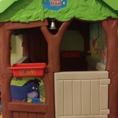 Casuta copii Smoby - Winnie the Pooh