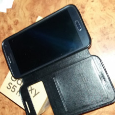 Vand Samsung Galaxy S5 - Telefon mobil Samsung Galaxy S5, Negru, 16GB, Orange, Single SIM