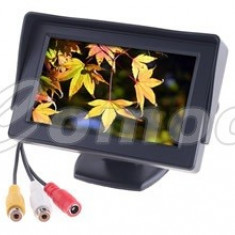 Mini monitor LCD 4.3'' - Monitor supraveghere