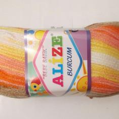 Alize Burcum Bebe Batik 2160 - Fir tricotat si crosetat