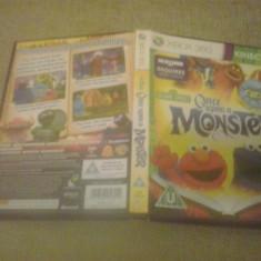 Sesame Street – Once upon a monster -  Kinect - XBOX 360