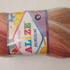 Alize Burcum Bebe Batik 5652 - Fir tricotat si crosetat